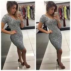 Meninas olha que DRESS MARAAA ! Dress tubinho mid de manguinha e golinha V estampa P&B perfeito  #corrampraca #novidades #tademais #rosemarymodas Loja (62)3099-7619 WhatsApp (62)9453-1344/9133-2742 by rosemarymodas http://ift.tt/1U8xJQF
