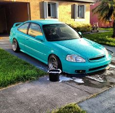 Civic coupe @mike_jdm