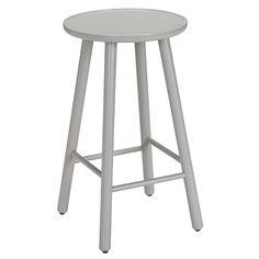 ZigZag barpall grå Stool, Furniture, Home Decor, Decoration Home, Room Decor, Stools, Home Furniture, Chair, Interior Design