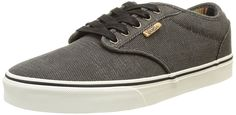 Vans Atwood Deluxe (washed Twill/black/marshmallow)