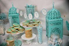 Graduation Party at JosieJones & Company LANI LOOK, TIFFANY BLUE OR TIFFANY BLUE :D