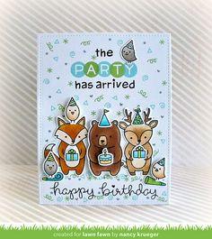 Party Animal, Owen's ABCs, Harold's ABCs