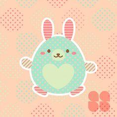 Bunny (Style 2), via Flickr.