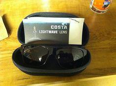 e46f46792e For Sale  Costa Del Mar Caye polarized sunglasses with the 400G lenses  (Glass Lenses