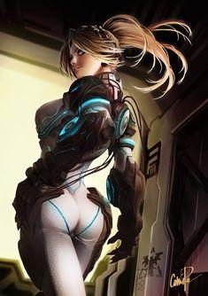 November Annabella Terra ( Nova ) by ComiPa on DeviantArt - Starcraft Nova Art Manga, Anime Manga, Anime Art, Starcraft 2, Heroes Of The Storm, Stars Craft, Ex Machina, Sci Fi Characters, Wow Art