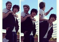 Adorable Narry moment theree