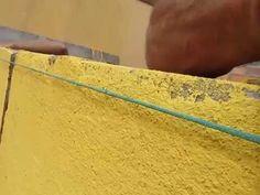 A LINHA PAREDES EM BLOCOS ' LINE WALLS IN BLOCKS '