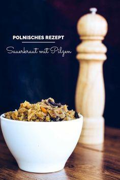 """Rezept fürSauerkraut mit Pilzen (polnisches Rezept). Dieses Gericht wird in Polen zu Weihnachten zubereitet und gegessen. Es ist ein Teil der traditionellen polnischen Küche. Viele Polen lieben die Kombination aus Sauerkraut und Pilzen. Siewird auch z.B. in den polnischen Maultaschen """"Pierogi"""" als Füllung benutzt. Ich selber esseSauerkraut mit Pilzen sehr gerne. Vielleichthabe ich auch deinen … """"Sauerkraut mit Pilzen (polnisches Rezept)"""" weiterlesen"""