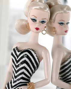 Find images and videos about fashion, barbie and doll on We Heart It - the app to get lost in what you love. Beautiful Barbie Dolls, Barbie Dream, Barbie Style, Vintage Barbie, Vintage Dolls, Original Barbie Doll, Rockabilly Party, Disney Dolls, Barbie Collector