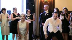 Best Mom and Son Wedding Dance Ever! - Philadelphia: These small videos are so good.  This is really fun for the mother of the groom and her son to do.. Your guest will never forget it!