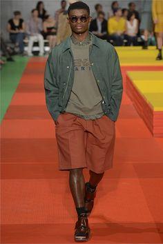 Kenzo - Men Fashion Spring Summer 2013 - Shows - Vogue.it