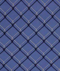 Robert Allen @ Home Robert Allen Seaboard Harbor Blue $18.45 pillows only