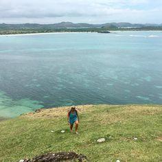 Explore the beautiful coastal hills in Kuta Lombok  one of my favourite days #travelblogger #travelblog #indonesia