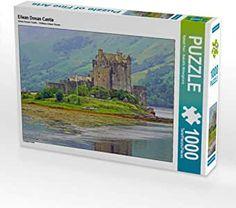 Eilean Donan Castle Schottland Eilean Donan, Puzzle 1000, Monat, Castle, Puzzles, Highlights, Frame, Art, Products