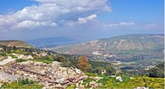 Ancient City of Bethsaida - Supposed Home of Jesus and the Apostles - Discovered in Golan