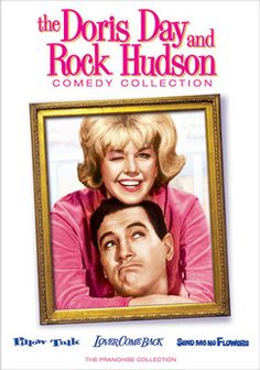 Good Old Days!! @Overstock - 2-Disc Set  PILLOW TALK: The first Rock Hudson/Doris Day movie tells the story of an odd couple who share a party line, eventually falling in love in spite of themselves. He`s a womanizing cad, and she`s a perky career gal with uncompro...http://www.overstock.com/Books-Movies-Music-Games/Doris-Day-and-Rock-Hudson-Comedy-Collection-DVD/2442609/product.html?CID=214117 $14.29