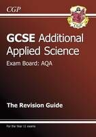 Buy GCSE Additional Applied Science AQA Revision Guide (with Online Edition) (A*-G Course) by CGP Books from Waterstones today! Click and Collect from your local Waterstones or get FREE UK delivery on orders over Science Revision, Gcse Revision, Revision Guides, Gyms Near Me, Aqa, Applied Science, Family First, Guide Book, Computer Science