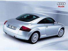 Audi TT - art deco revisited