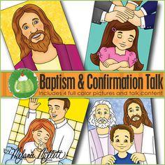 Baptism amp confirmation talk primary lds