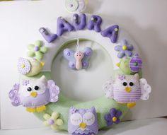 Porta maternidade | Ateliê Fofuras De Alegria | 356E44 - Elo7