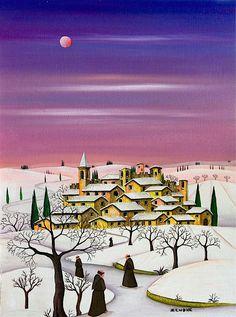 Il mondo di Mary Antony: L'arte naif di Zenone (Emilio Giunchi)