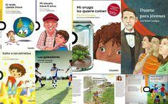 Colección Loqueleo Comic Books, Baseball Cards, Comics, Cover, Warriors, Teachers, Libros, Cartoons, Cartoons