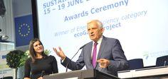 EcoGrid vinder europæisk bæredygtighedspris