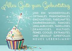 Texte Zum Geburtstag