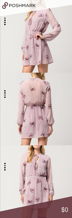 """NOT 4SALE:Looking to buy this 👗 dress Looking to buy this FULL TILT DUSTY FLORAL DRESS.  Was sold at Tilly's.  Need it in a size small (32-33"""" bust).  Not one similar, but this dress 👗. Full Tilt Dresses"""