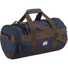Burton Backhill Duffel Bag - 2441cu inInk