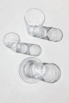 ultra-thin glassware / quitokeeto.