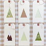 Christmas Tree Cutout Trees