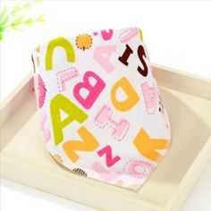 Baby Bibs Bandana Newborn Bib High Quality Children Bib Triangl Double Layers Cotton Cartoon Animal Print Baby Dribble Bibs
