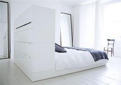 iBoligen.dk - Soveværelse - inspiration til indretning af soveværelse, boligen