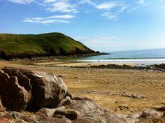 Swanlake Bay Pembrokeshire