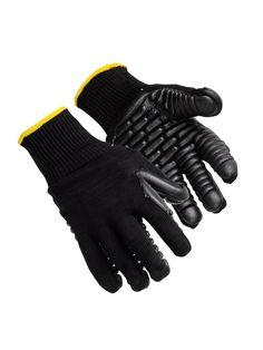 Zeige Details für Anti-Vibrations-Handschuh: Speziell entwickelt, um die Auswirkungen von Stößen und Vibrationen zu reduzieren. Bietet ein hohes Maß an Komfort und Bewegungsfreiheit beim Einsatz mit Elektrowerkzeugen, Presslufthammer, Betonbrecher etc.  Stoff: 50% Baumwolle, 45% Nylon, 5 % Kautschuk-Garn Beschichtung chloropren Zertifikat: EN 420, EN 388, EN 10819