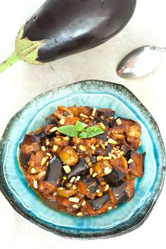 The perfect Eggplant #Caponata. My recipe on Great Italian Chefs.