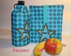 Lunchbag und Emil Flasche