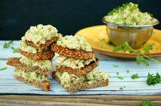 The Saturated Fat Debate   Whole Food Plant Based Tofu Salad Recipe
