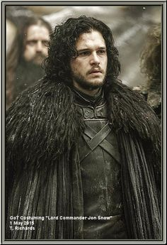 Lord Commander Jon Snow ~ S5-E3