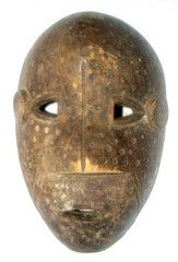 Leopard Initiation Mask