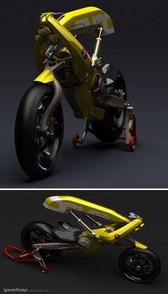 Futuristic Concept vehicle-IGARASHI DESIGN