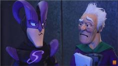 Trailer de la irreverente stop motion 'SuperMansion'