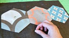 Fabric crafts - Placemats