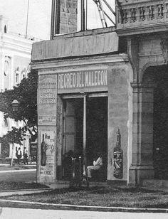 Malecon y Prado,1905