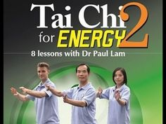 8 Lessons with Dr Paul Lam Expand the unique synergy with Tai Chi for Energy Part 2; unleash more power in your tai chi. Dr Lam will guide you, step-by-step,...