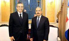 Medina recibe a exgobernador de Puerto Rico