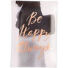 Be Happy Dish