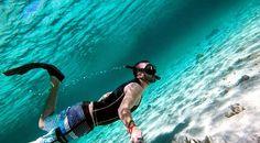 The turquoise ocean at Little Salmon Bay Rottnest island #australia #rottnestisland #weloverotto #familyholiday #paradise #beachlife #lovinglife #coastalliving #gopro #underwater #snorkeling #littlesalmonbay by shaun.xavier http://ift.tt/1L5GqLp