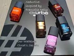 exurbe cosmetics - Blogpost from Our Walking Closet's Secret